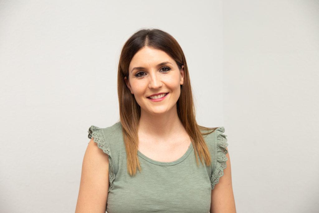 Sonia Patal, psicóloga en centro Arrels