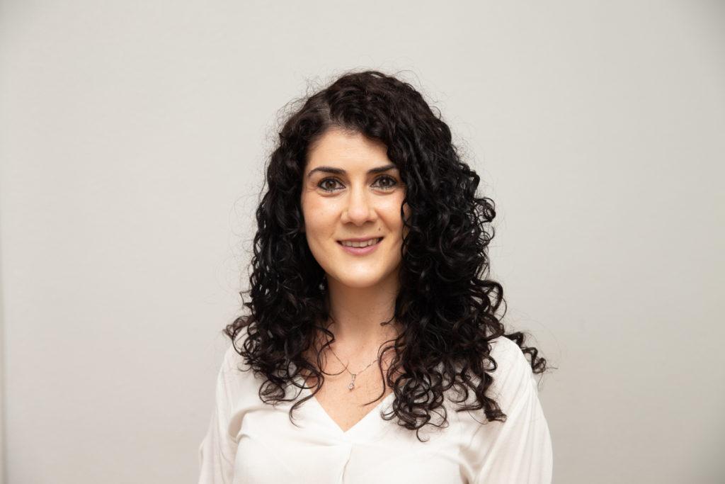María Jose Benavent psicóloga en el centro Arrels