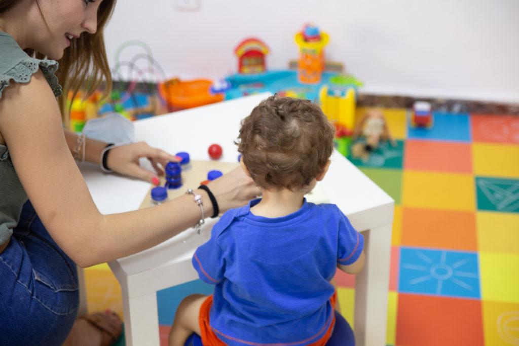 Importancia juego en la infancia